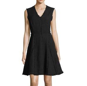 Rebecca Taylor V-Neck Dress